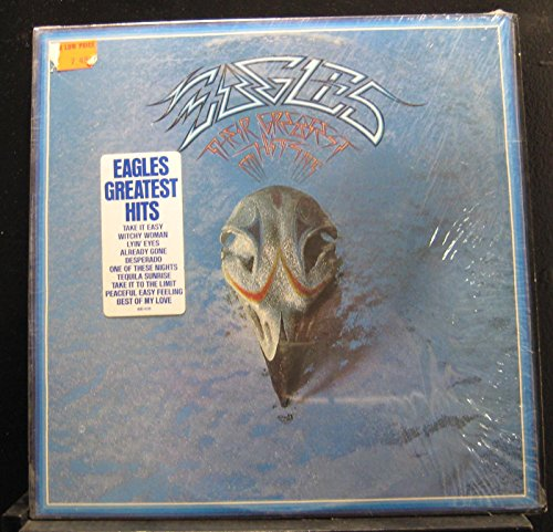 Eagles - Their Greatest Hits 1971-1975 - Lp Vinyl Record (Hits Greatest Cassette Eagles)