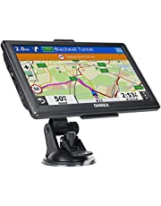"""OHREX GPS Navigation for Car, Car GPS Navigation System, GPS Pour Voiture Auto, Truck GPS with 7"""" Touch Screen, 2021 Canada Map (Free Lifetime Updates), Spoken Driver Alerts"""