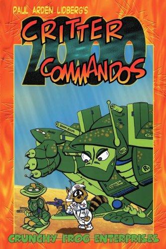 Critter Commandos 2000 (Crunchy Critters)