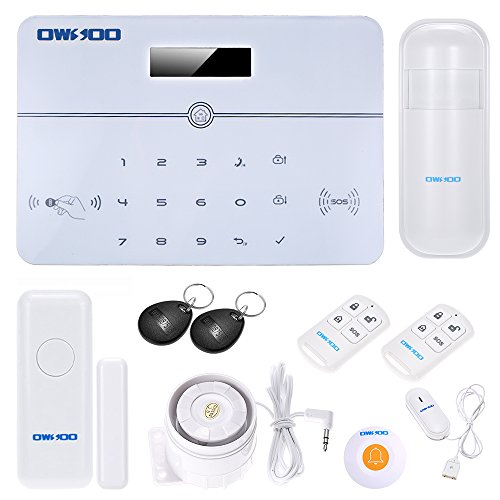 OWSOO Security Detection Wireless Auto dial product image
