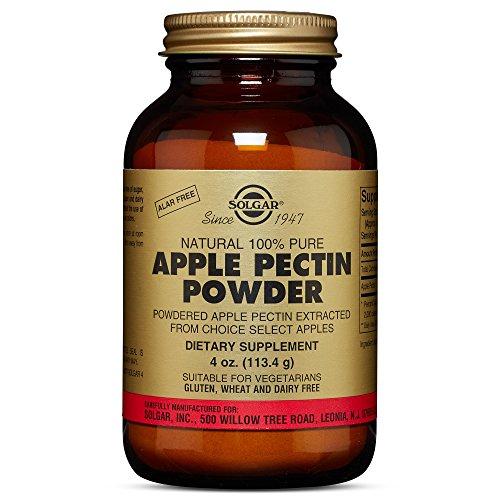 - Solgar - Apple Pectin Powder 4 oz