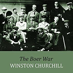 The Boer War Audiobook