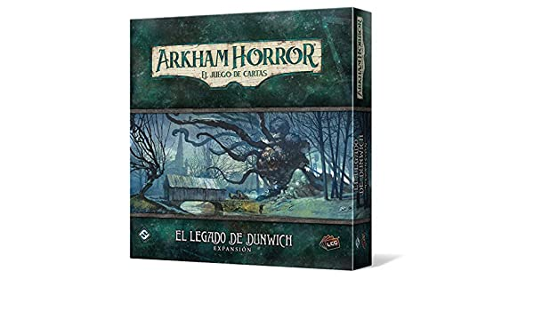 Amazon.com: Arkham Horror – The Legacy of Dunwich (Edge ...