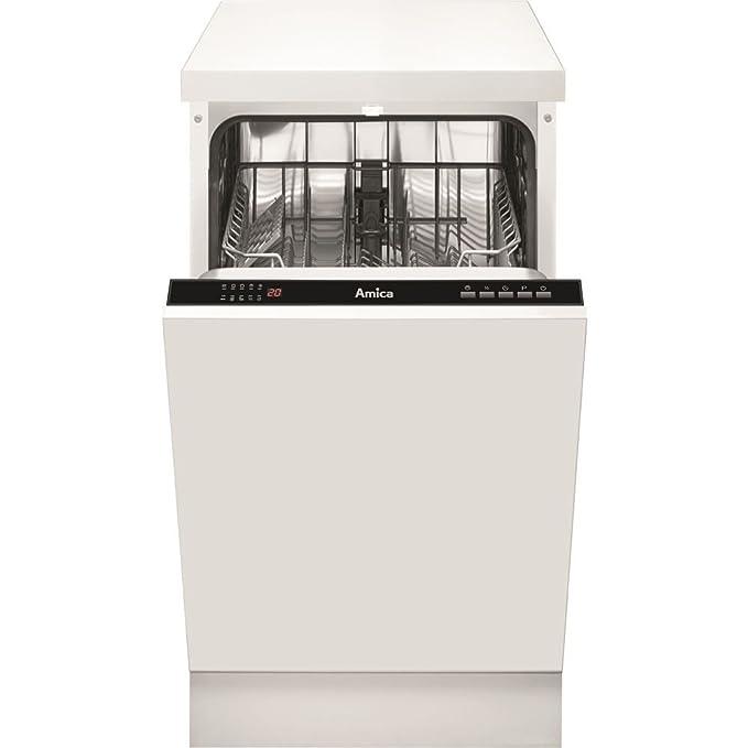 Amica lavavajillas integrable 45 cm zim466: 254.39: Amazon ...