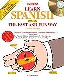 Learn Spanish the Fast and Fun Way, Gene M. Hammitt, 0764176870