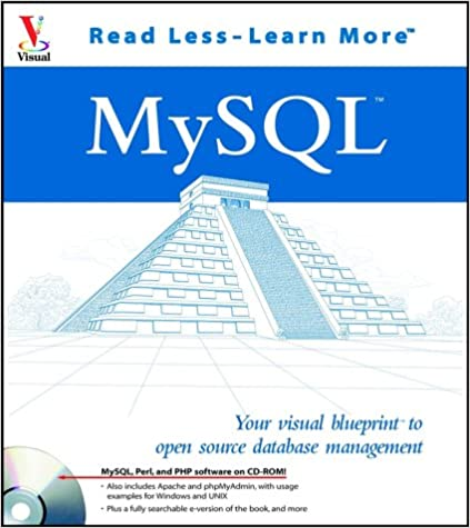 Mysql your visual blueprint to open source database management mysql your visual blueprint to open source database management malvernweather Gallery