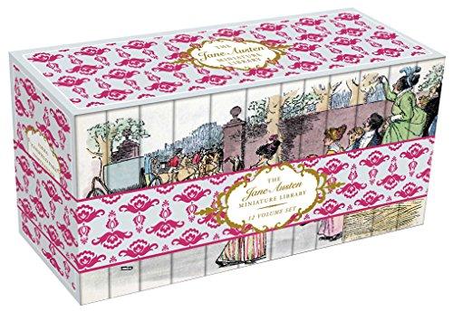 (Jane Austen Miniature Library (Miniature Libraries) )