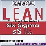 LEAN: Lean Tools - Six Sigma & 5S - 2 Manuscripts | Joe Bronski,Francesco Iannello