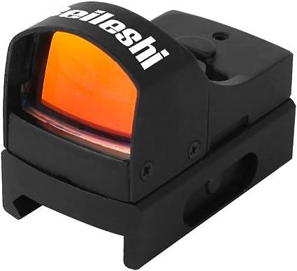 Red Dot Sight Micro Reflex  Dual Brightness Control 4 Weaver Picatinny