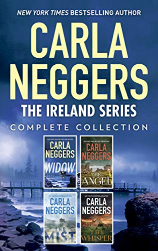 The Ireland Series Complete Collection: The Widow\The Angel\The Mist\The - Collection Ireland