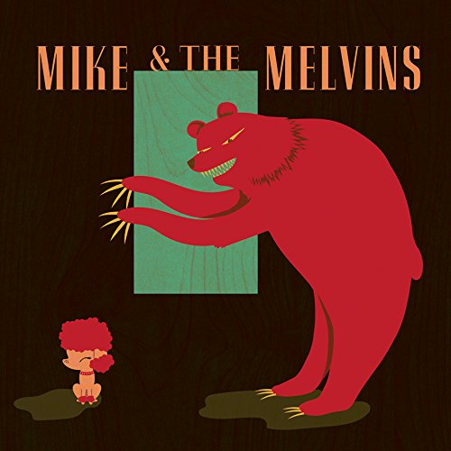 Cassette : Mike & the Melvins - Three Men & A Baby (Cassette)