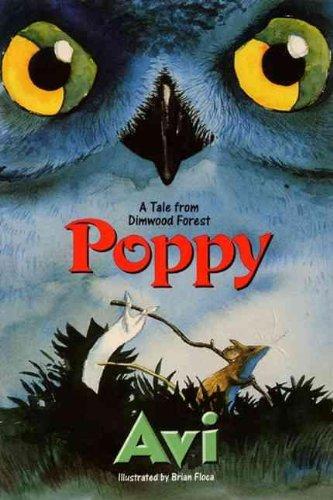 Poppy (Poppy Stories) (Silhouetted Bird)