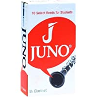 Vandoren Juno JCR0115 Student Bb Clarinet Reeds (Box of 10)
