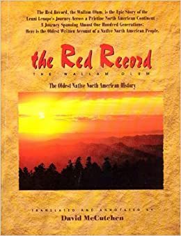 The Red Record: The Oldest Native North American History