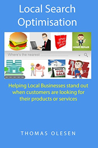 Local Search Optimisation: Helping Local Businesses stand out when customers are looking for their products or services.