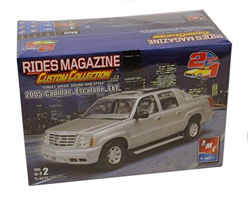 AMT/Ertl Rides Magazine 2005 Cadillac Escalade EXT Model free shipping