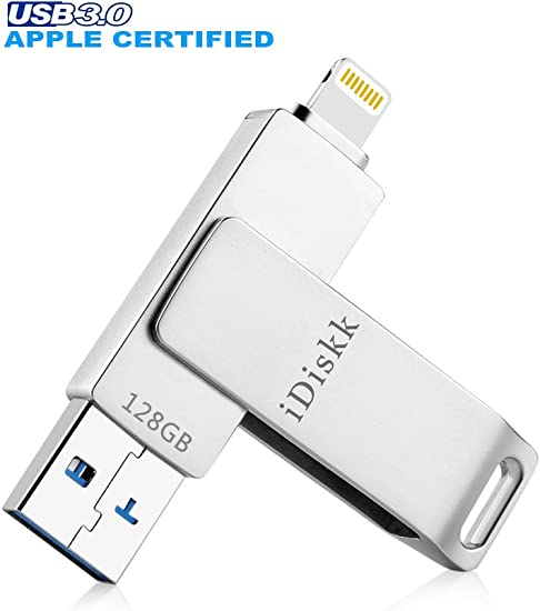 128G Flash Drive 360/° Rotating Mini USB Stick Metal Thumb Drive Portable Lanyard Gold Data Storage 10-11 Size : 64G Computers Accessories USB2.0 32G 64G