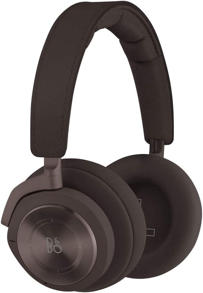Bang Olufsen Beoplay H9 3RD Gen Wireless Bluetooth Over-Ear Headphones – Active Noise Cancellation, Transparency Mode, Voice Assistant and Mic, Chestnut, One Size – 1646304