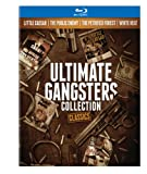 Ultimate Gangsters Collection: Classics (Little Caesar / The Public Enemy / The Petrified Forest / White Heat [Blu-ray]