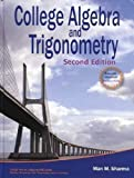 img - for COLLEGE ALGEBRA+TRIGONOMETRY book / textbook / text book