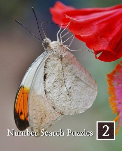 Number Search Puzzles 2: 100 Elegant Puzzles in Large Print (Volume 2) PDF