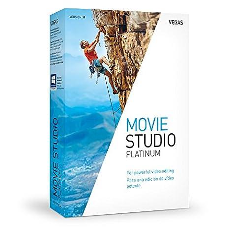 VEGAS Movie Studio Platinum: Perfect support for creative video editing (Magix Studio Software)