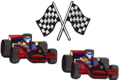 Lot of 3 Sports Car Racing