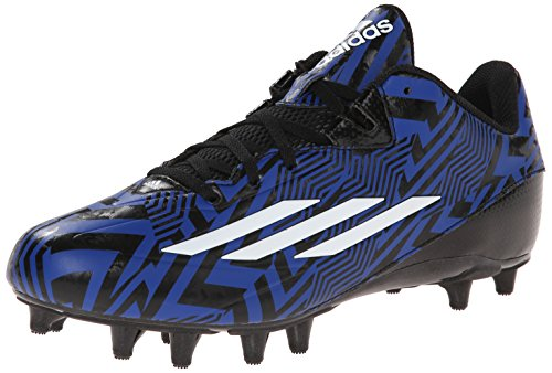 adidas Performance Men's Filthyspeed Low Football Cleat, Collegiate Royal/White, 11.5 M US