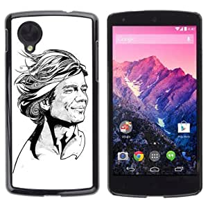 YOYOSHOP [Cool Tattoo Illustration] LG Google Nexus 5 Case
