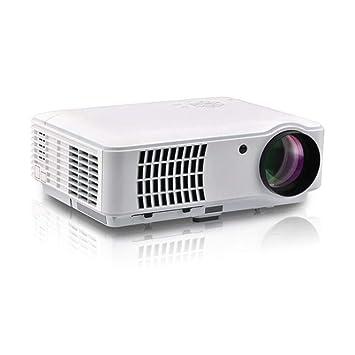 Proyector Portátil LED De 2500 Lúmenes Full HD 1080P Proyector De ...