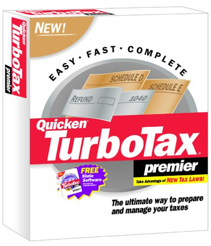 TurboTax 2001 Premier