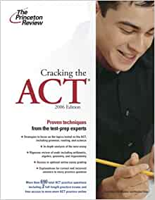 Princeton review ACT Class?!?!? | Yahoo Answers
