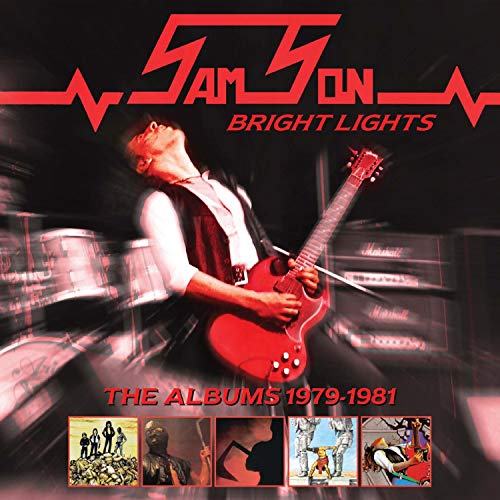 Bright Lights: Albums 1979-1981 (Boxset)