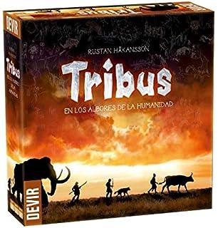 Thames & Kosmos 691059 Tribes: Amanecer de la Humanidad   30.000 ...