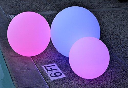 Fantado 12'' Ultra Color Changing Rainbow Orb by PaperLanternStore by Fantado