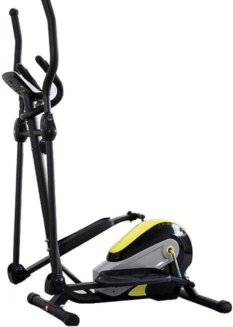 Nuokix Bicicleta elíptica entrenamiento portátil máquina elíptica ...