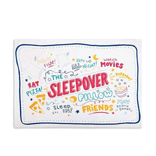 Cases Pillow Sleepover - DEMDACO Seasons Sleepover Pillowcase