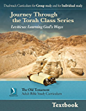 Leviticus: Learning God's Ways, Textbook (Journey Through the Torah Class for Adults)