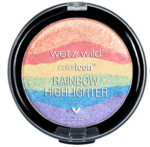 (Wet n Wild Color Icon Rainbow Highlighter - 13025 Moonstone Mystique)