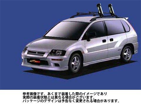システムキャリア RVR 型式 N61W N64WG N71W N73WG N74WG AS サイクル 正立 1台分 タフレック TUFREQ B06Y15QQJN