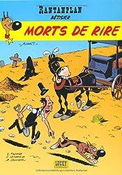 Rantanplan - tome 19 - Morts de Rire T19