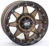 (US) STI HD5 Beadlock Bronze ATV Wheel 15x7 4/137 - (5+2) [15HB537]