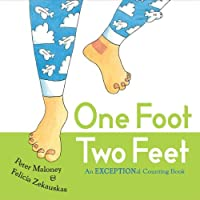 One Foot Two Feet: An EXCEPTIONal Counting