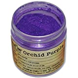 Orchid Purple Mica (1 oz jar) Powder Soap Making Colorant Cosmetics Art Crafts Nail Polish Resin Casting Stamping Dye Pigment Color