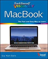 Teach Yourself VISUALLY MacBook, 3rd Edition Front Cover