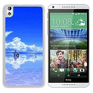 Nature Sea Mirror Skyscape (2) Durable High Quality HTC Desire 816-1 Phone Case