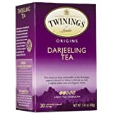 Twinings Tea Darjeeling Tea, 20 ct