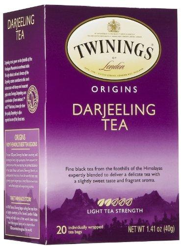 🥇 Twinings Tea Darjeeling Tea