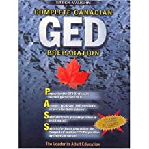 Preparation Complete et Officielle au GED (GED in French : 2008 Edition (French Edition)