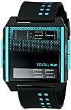 Vestal Unisex DIG001 Digichord White and Black Watch